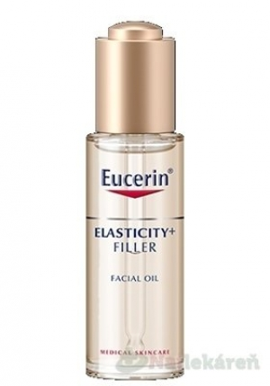 EUCERIN elasticity + FILLER Facial Oil 30 ml (4005800158148)
